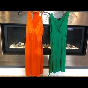 Dresses & Skirts - 2 dresses size small